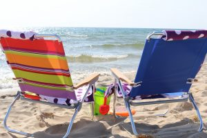 A Day at The Beach - Specials at TLH B&B