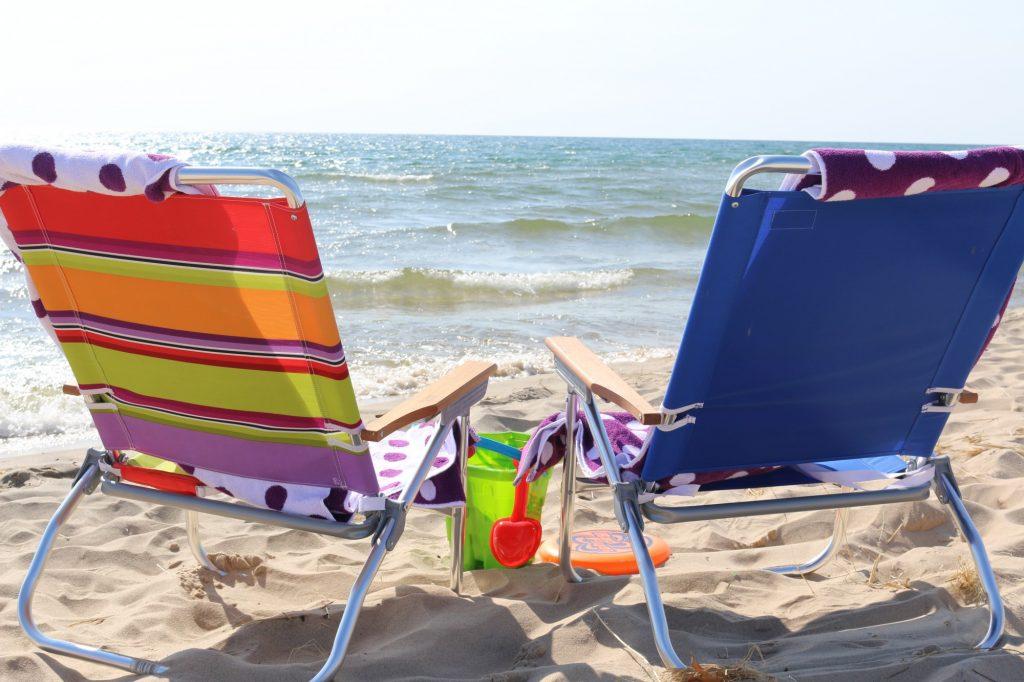 A Day at The Beach - Specials at TLH B&B