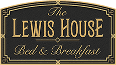 The Lewis House Bed & Breakfast Logo